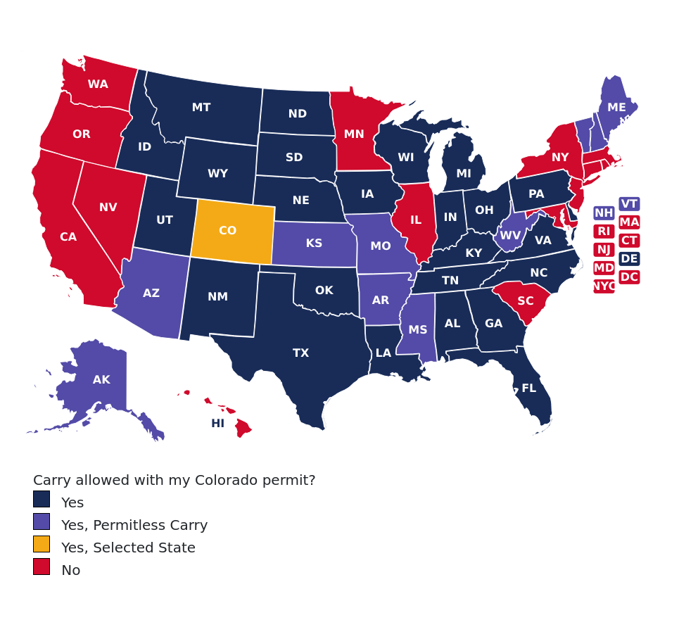 Pin on GUNSMITHING Chl Reciprocity Map on chl reciprocity puerto rico, concealed carry reciprocal states map, handgun tax map, texas concealed carry map,