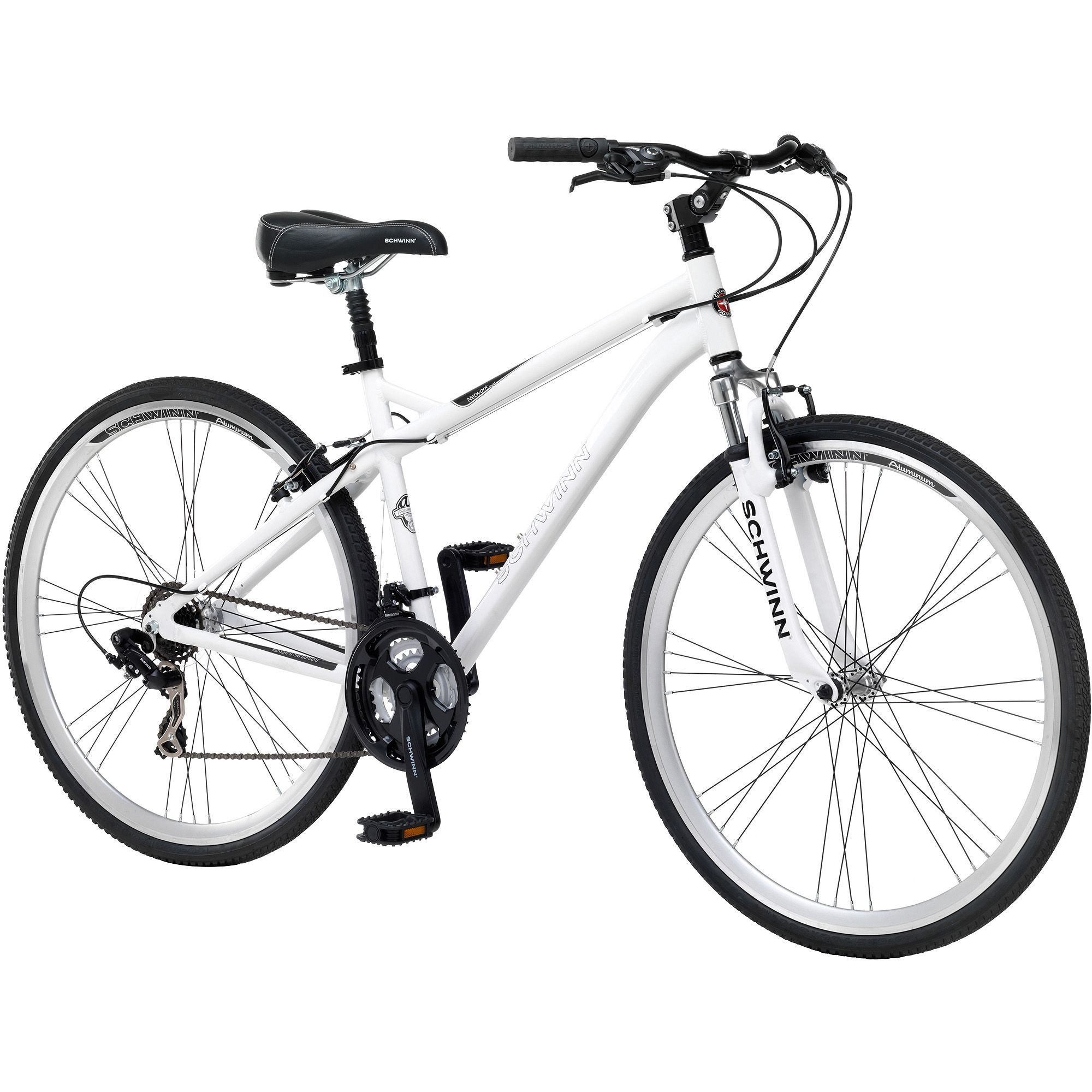 9ca47f0d43a 700c Schwinn Men's Network 3.0 Hybrid Bike - Walmart.com | unicycle ...
