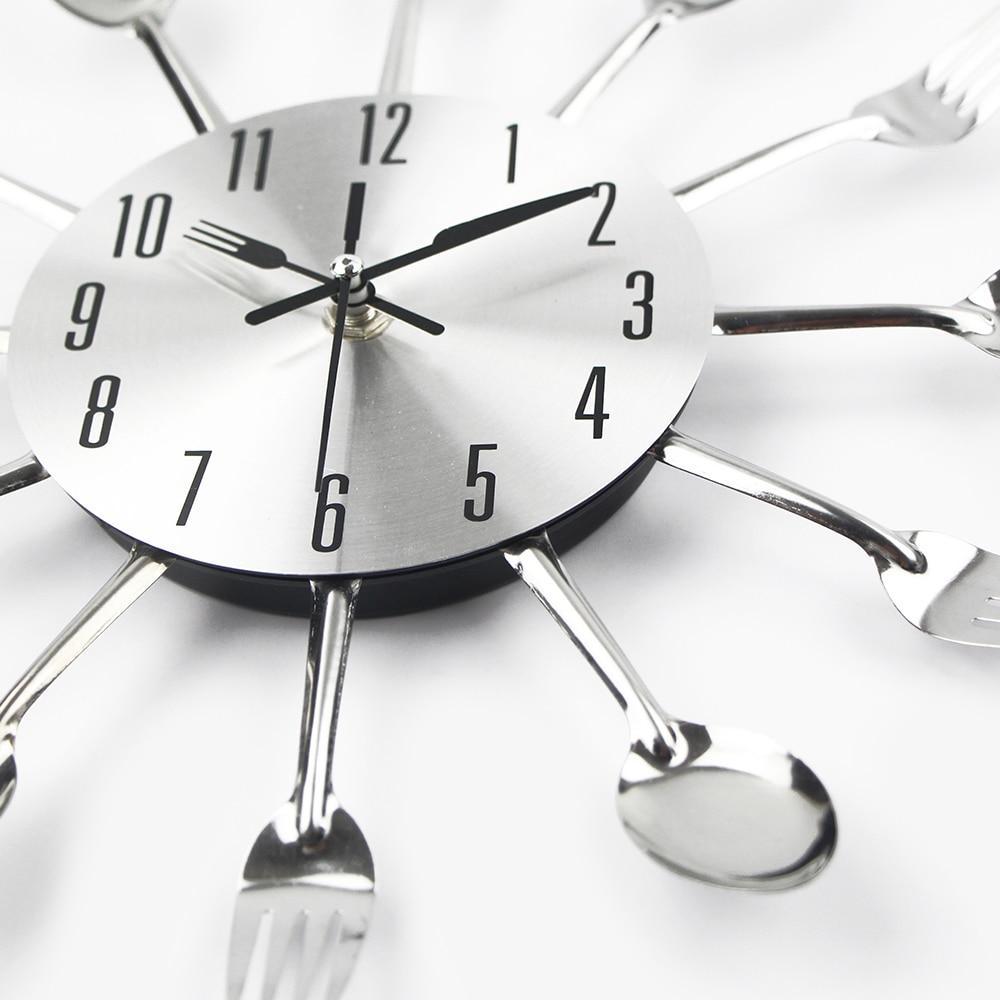 Mit ser Extravaganten Uhr setzen Sie in Ihrer Küche