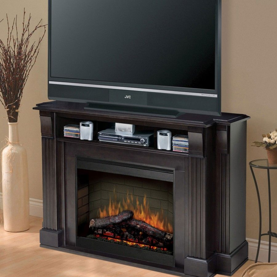 dimplex maestro langley electric fireplace 55 tv stand in rh pinterest com oak fireplace tv stand combo oak fireplace tv stand combo