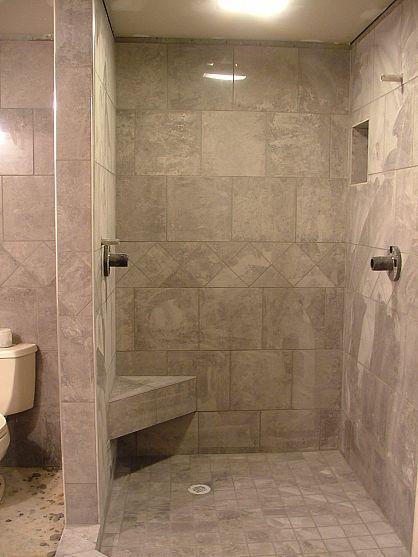 A Large Porcelain Bath I Built In The Daggett House In WinstonSalem - Bathroom remodeling winston salem nc