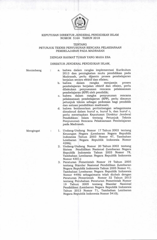 5. JUKNIS PENYUSUNAN RPP PADA MADRASAH [5164].pdf Google