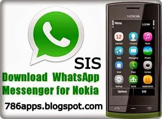 WhatsApp 2 12 1 For Symbian (SIS) Latest Version Download | software