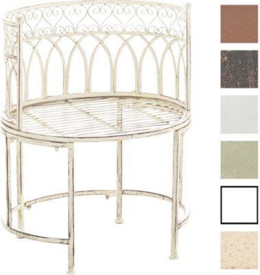 Metall Gartenstuhl JINGLE, Eisen Stuhl Mit Armlehne, Design Nostalgisch  Antik, Form Oval, Shabby Look, Sitzhöhe 43 Cm Jetzt Bestellen Unter: ...