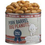 Pork Barrel BBQ Peanuts