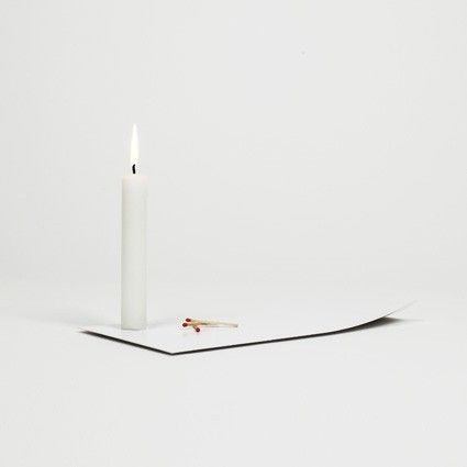 Candle in the wind, the designerbox #5 designed by Kazuhiro Yamanaka for Designerbox.  #design #interiordesign #decoration http://urlz.fr/1DWX