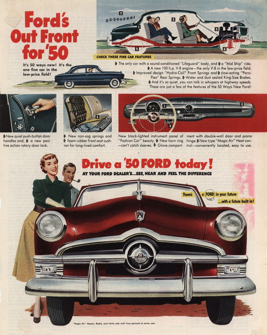 1950 FORD-I really like this car.   Chevrolet Classic Cars ...