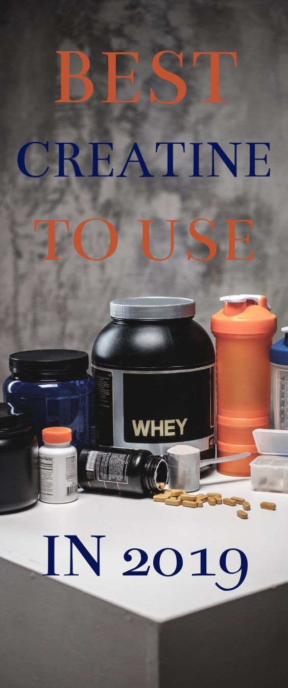 Best creatine products to use in 2019. Promote muscle growth and performance. it will help you