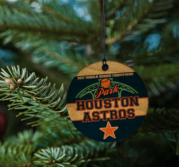 excited to share the latest addition to my etsy shop houston astros christmas ornament
