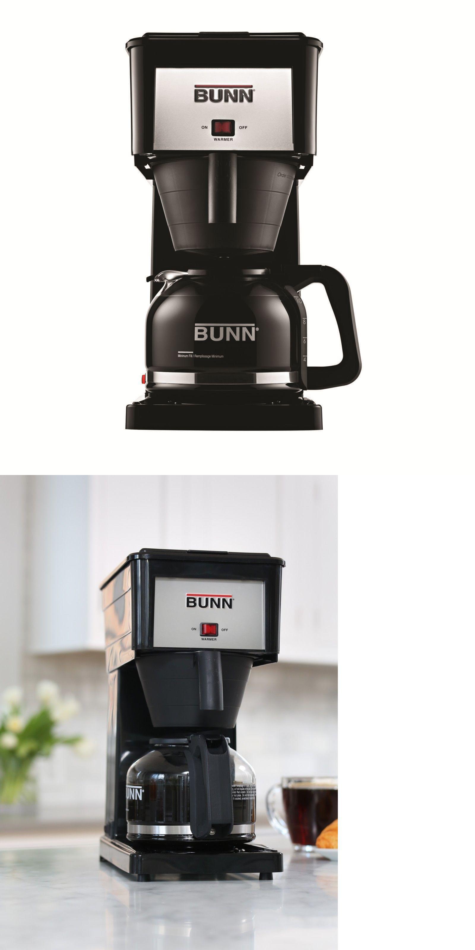 Filter Coffee Machines 184665 Bunn Speed Brew Classic Black