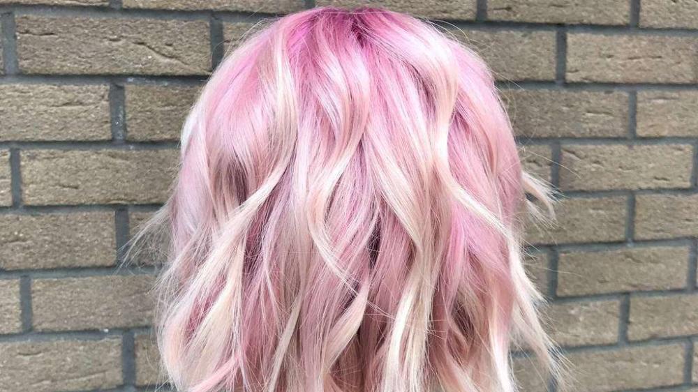 Pretty Please Candy Floss Hair Hair Color Pink Light Pink Hair Pink Hair