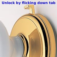 Exceptionnel Locked Out Of The Toilet, Bathroom Or Bedroom? Most Bathroom And Toilet  Door Locks Make It Quite Hard To Lock Yourself Out Of.