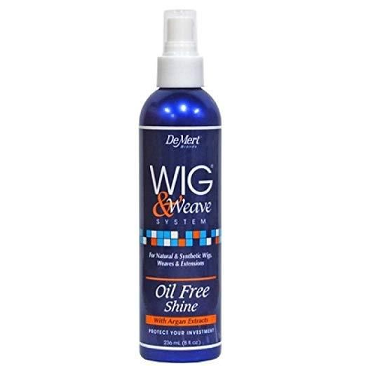 Dry Shampoo And Weave