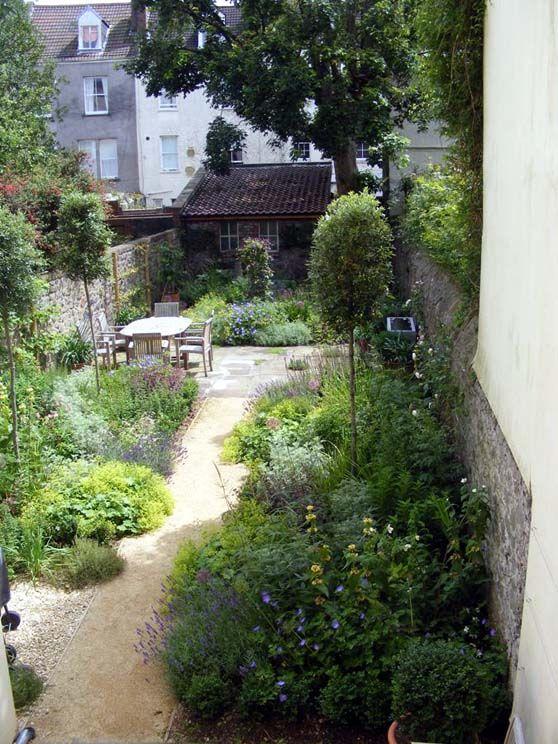 Garden after Plans - Garden Designers Bristol, Bath and Beyond | Hegarty Webber Design