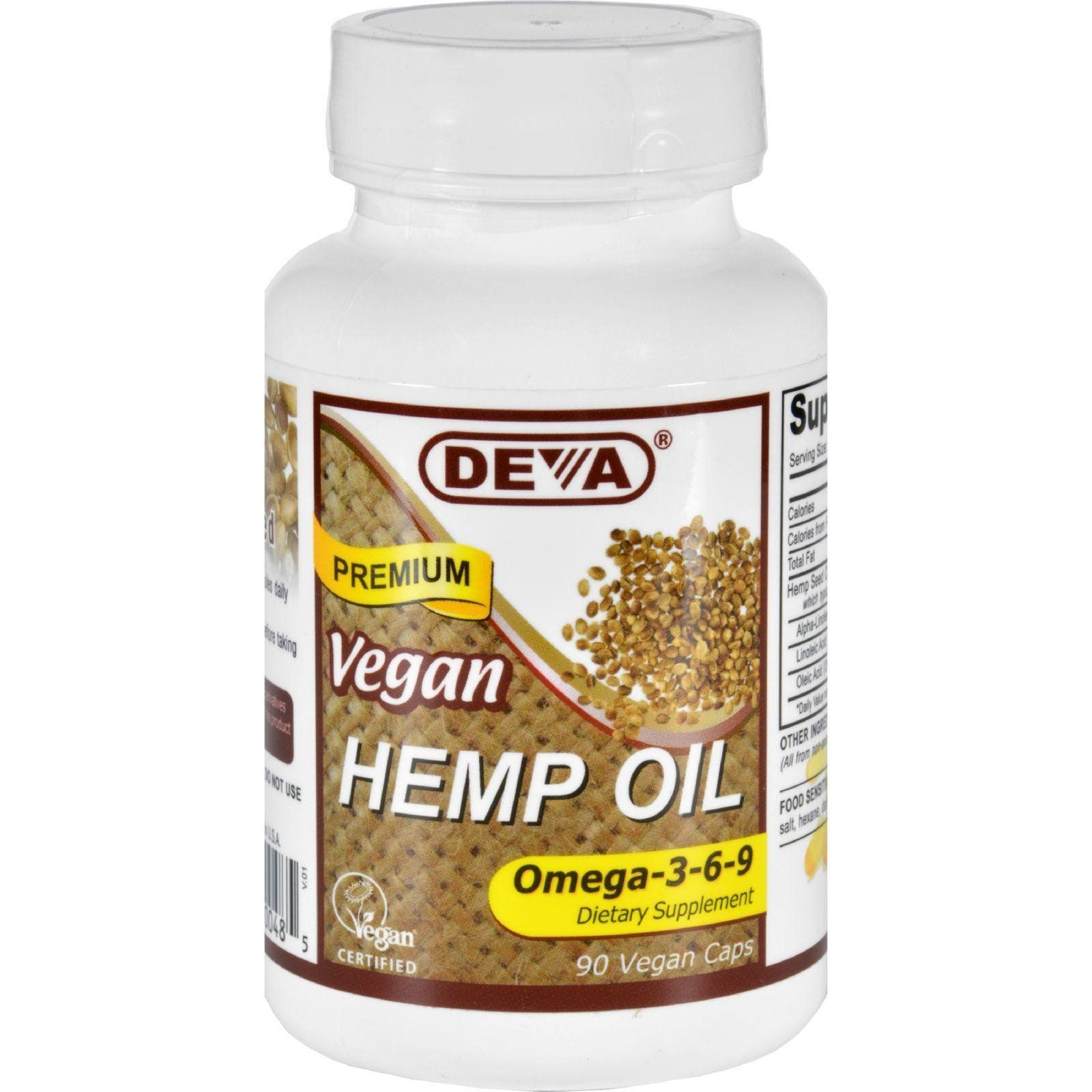 Hemp Oil Or Hemp Seed Oil Is A Popular Oil Commonly Used In