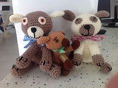 Dog Free Crochet Patterns | Crochet patterns amigurumi, Crochet ... | 179x240
