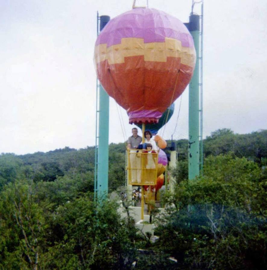 'The Land Of Oz' Theme Park On Beech Mountain