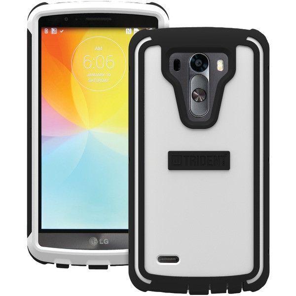 LG(R) G3(TM) Cyclops Series(TM) Case (White) - TRIDENT - CY-LGG300-WT000