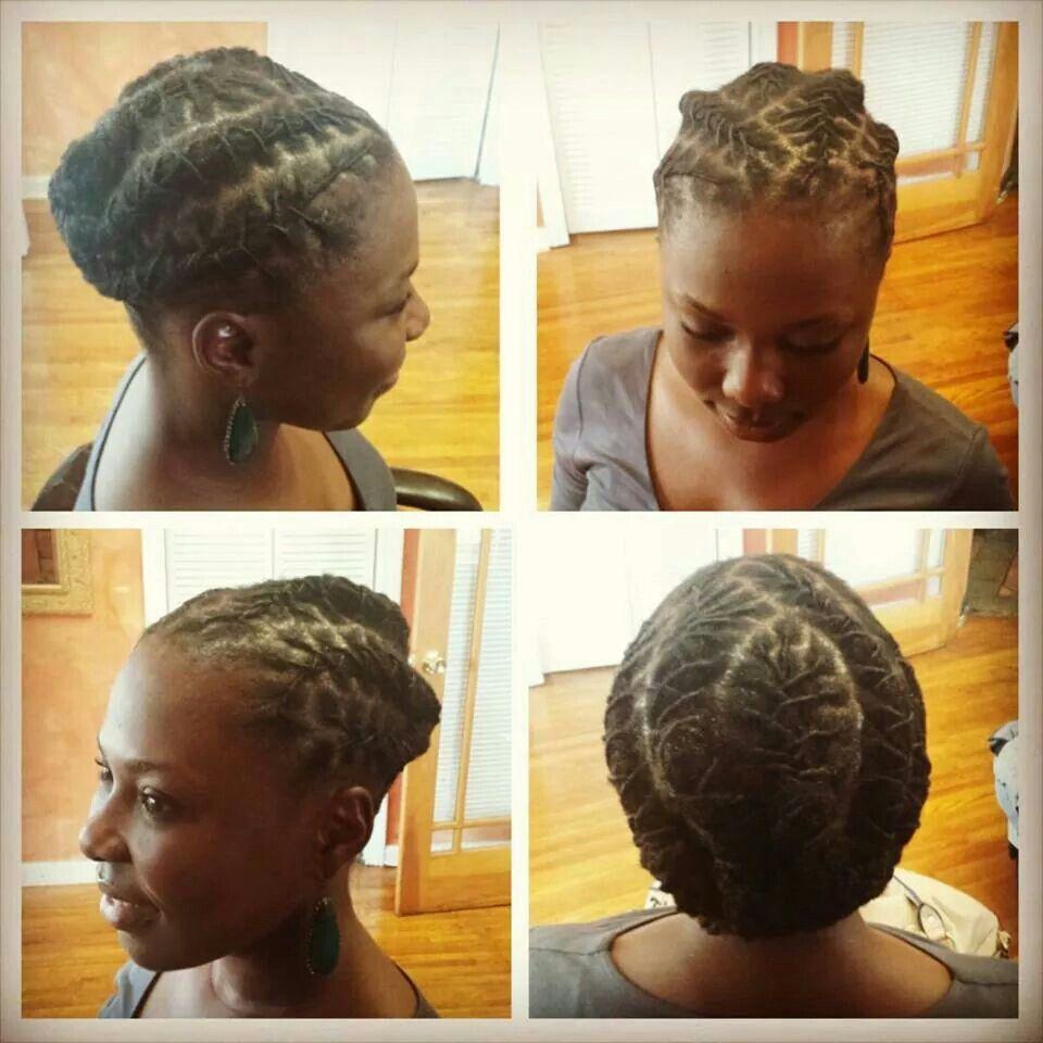 pinups short dreads