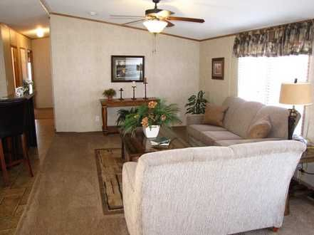Double Wide Mobile Home Remodel Mobile Home Living Home