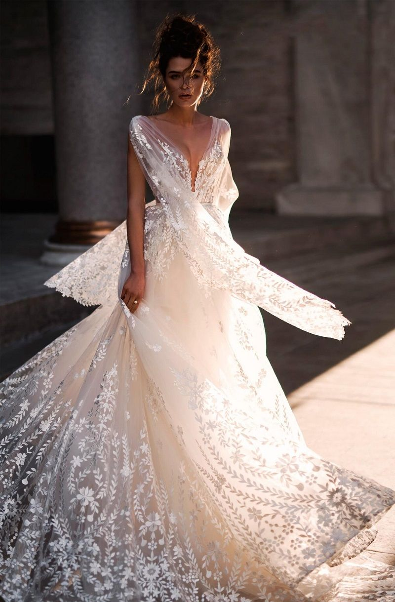 BLAMMO-BIAMO Wedding Dress Inspiration