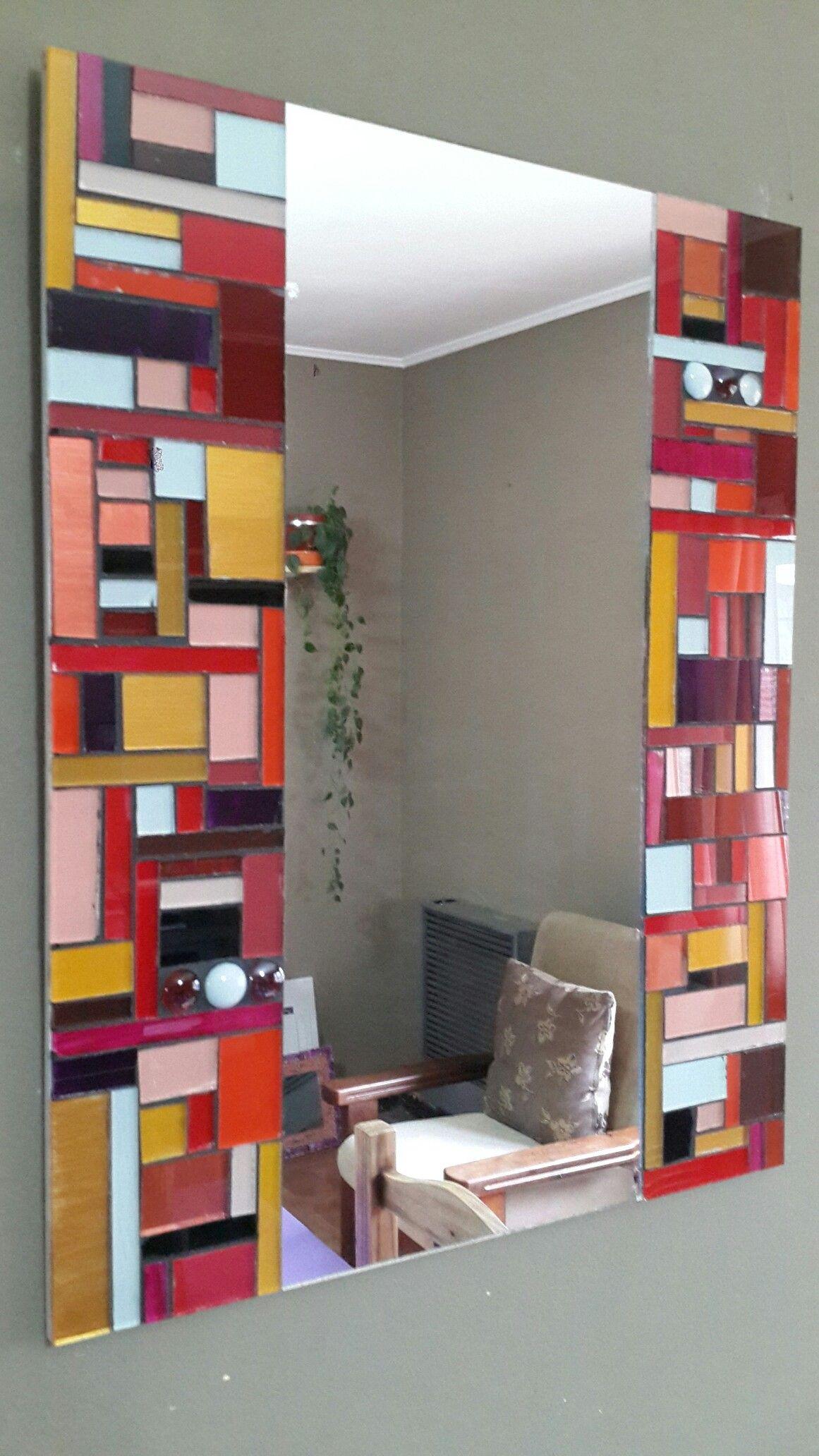 12 Vitromosaico espejos