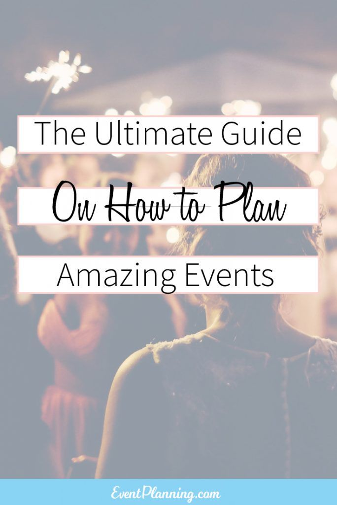 How to Plan Events Event planning business, Business events and - retail business plan essential parts