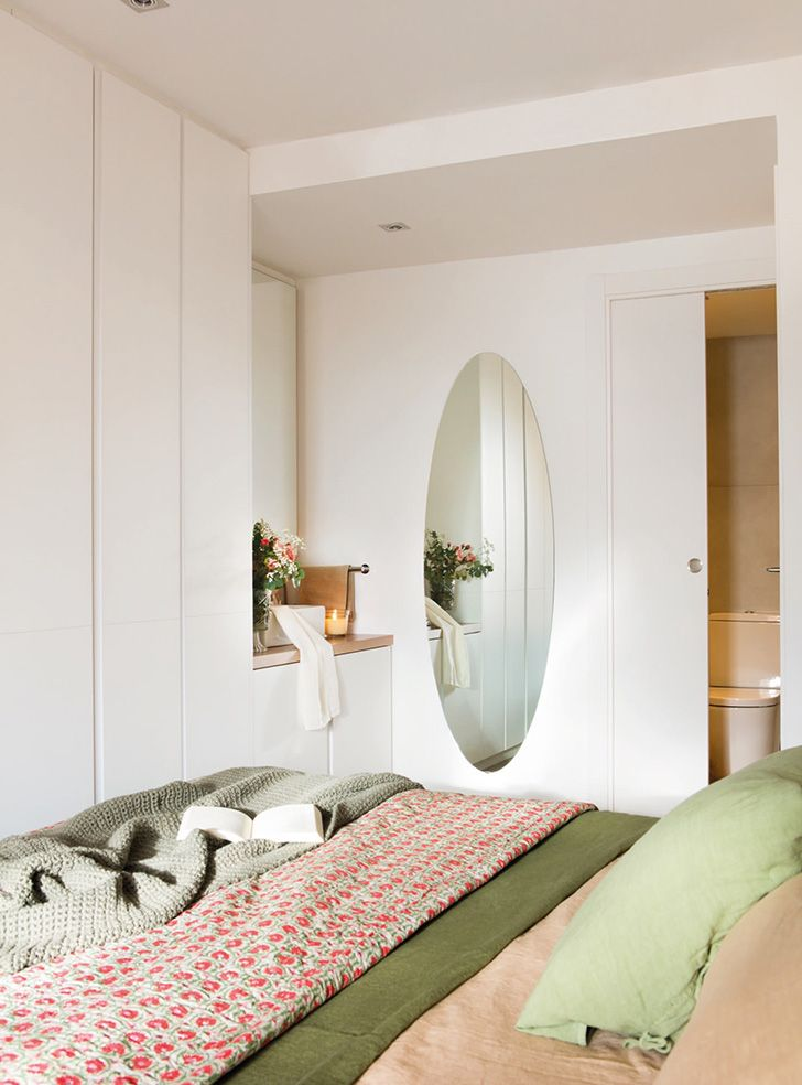 Beautiful two-bedroom apartment of 60 sqm in Barcelona ...