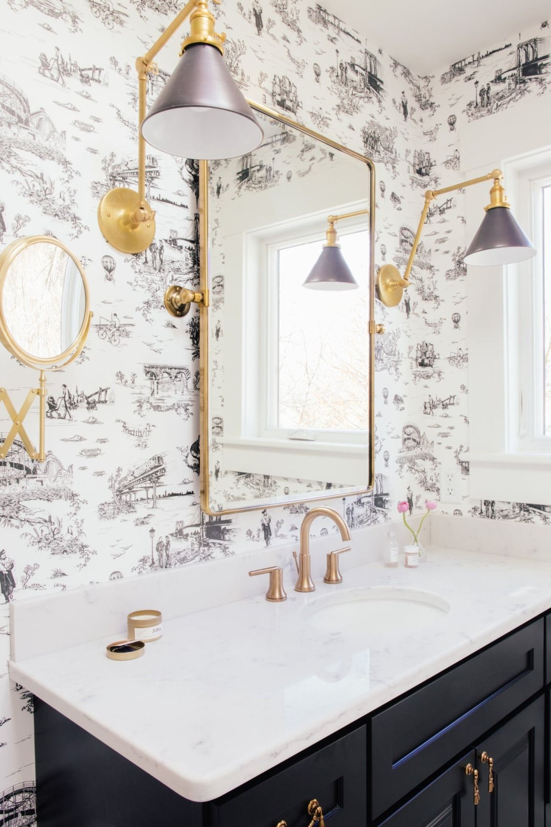 A New Yorker Transforms an 1890s Michigan House into a Hip ...