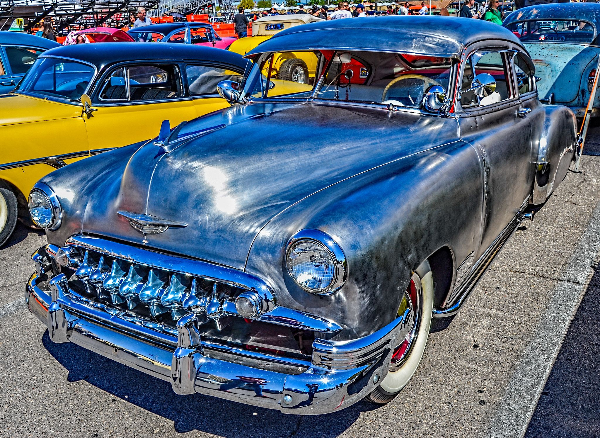 Vegas Car Show >> Viva Las Vegas Rockabilly 2018 Hot Rodder Car Show