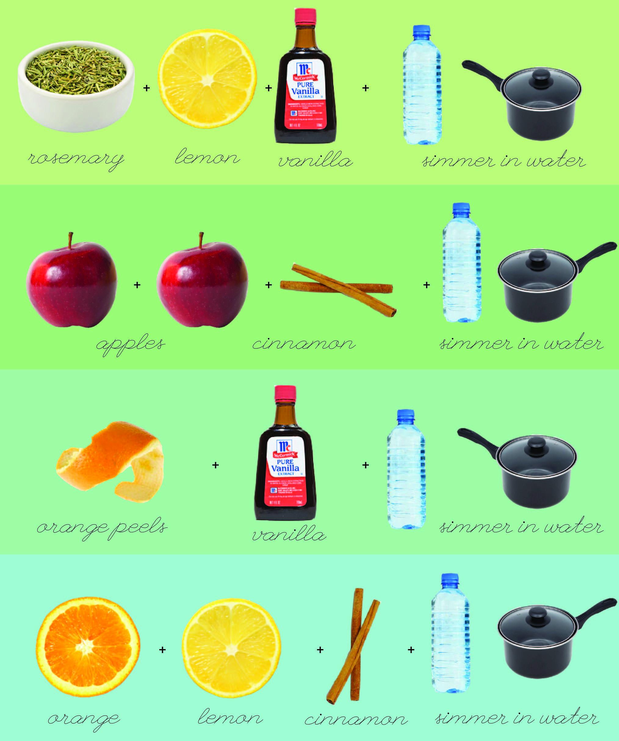 Diy Fantastic Stovetop Popurri Recipes