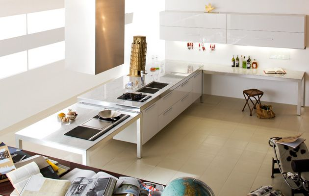 Dada Banco Kitchen With Classy Kitchen From Schiffini
