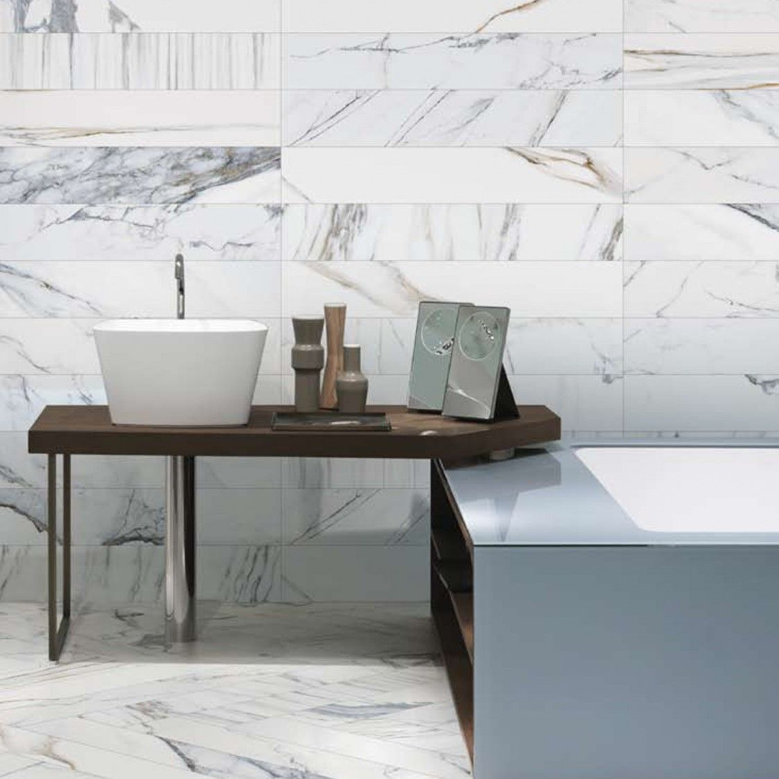 Hafary Holdings Ceramica Colli, Scot White Tiles, Tile