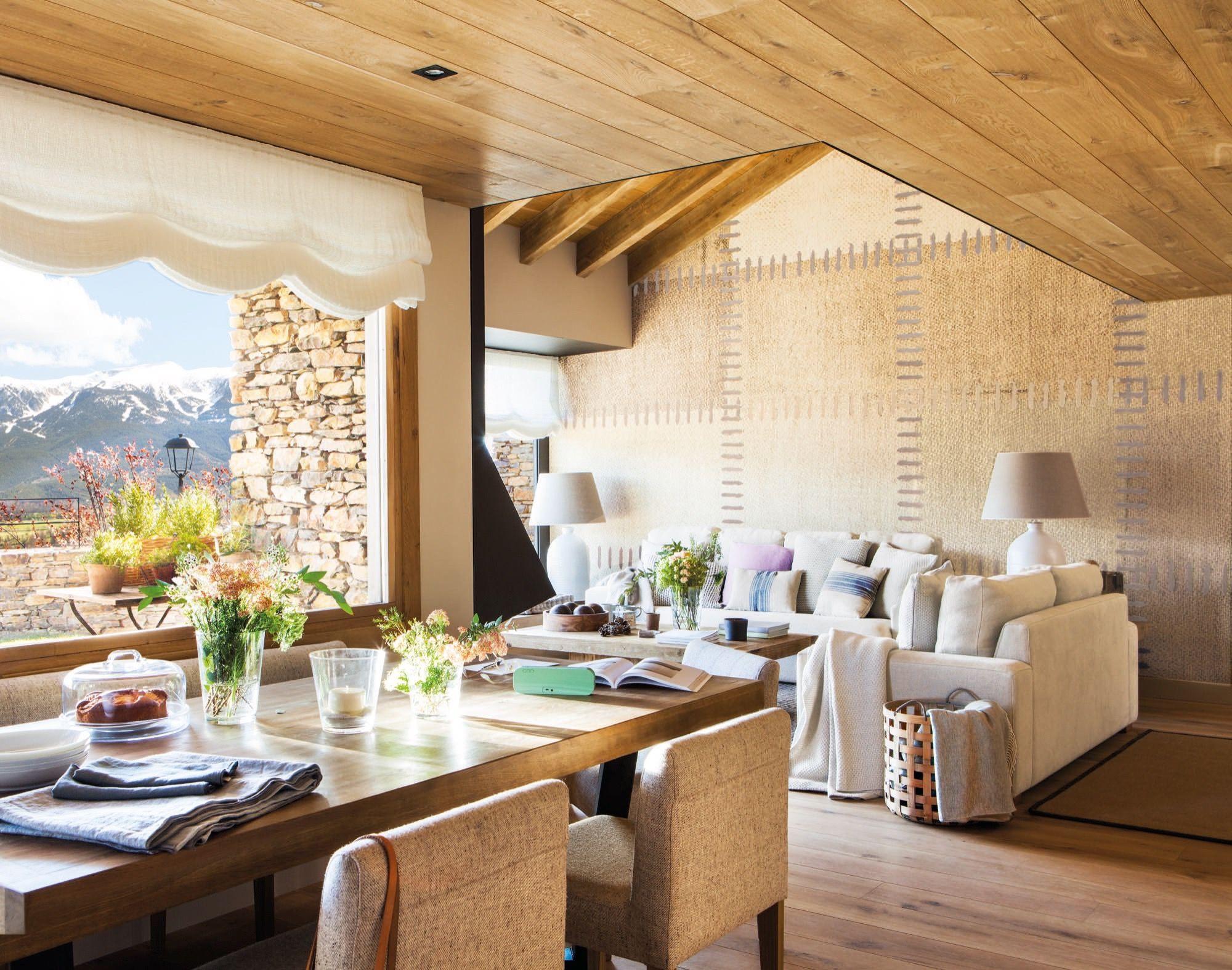 Operaci n pies descalzos interior design casas - Apartamentos de montana ...