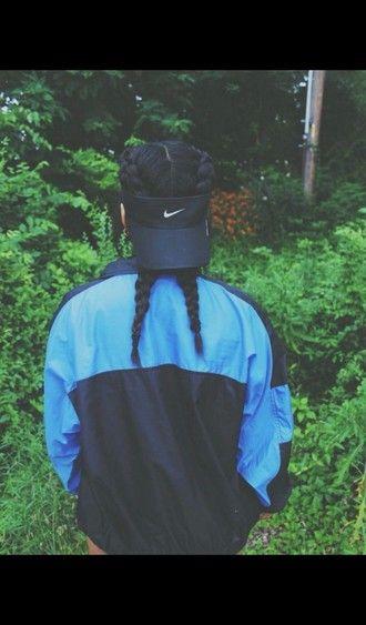 Hat Nike Visor Nike Tumblr Nikes Clothes Fashion Nike Visor Nike