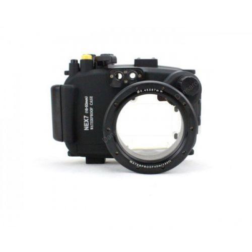 40m Meikon Sony Nex 7 Underwater Housing Waterproof Case 16 50 18 55 Water Proof Case Underwater Camera Housing Underwater Camera Housings