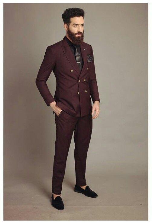 Slim Coat Pant Slim Suit Design For Men