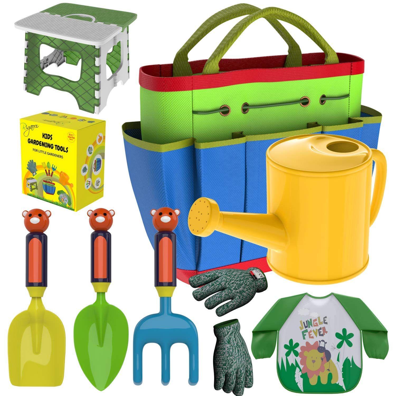 Get Your Lil Gardener A Rigaorz Kids Gardening Kit Kids