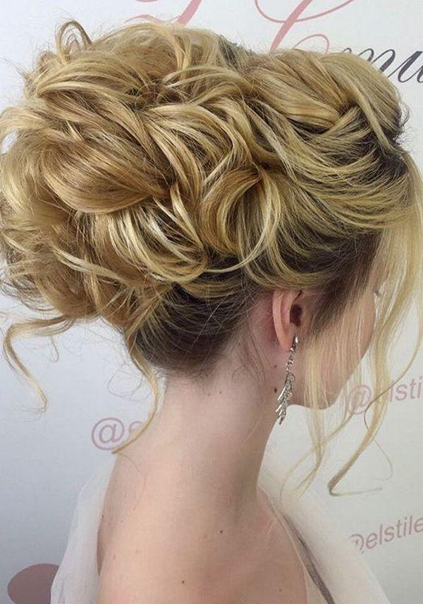 70 chic wedding hair updos for elegant brides | frisuren