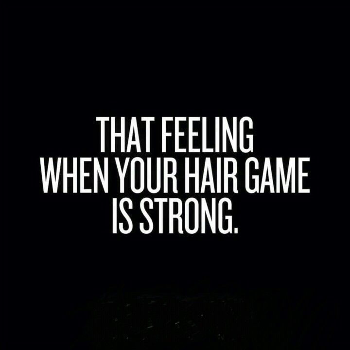 My hair game is ALWAYS strong bitches. #hairstylistquotes My hair game is ALWAYS strong bitches. #hairstylistquotes