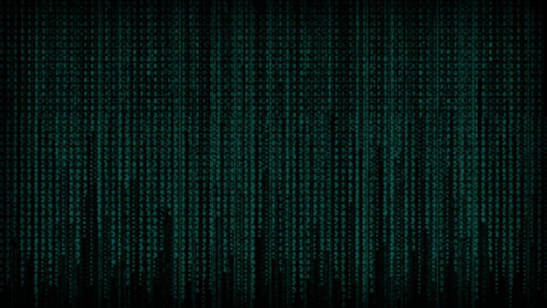 Green Matrix Code Wallpaper Code Wallpaper 1920x1200 Wallpaper Wallpaper