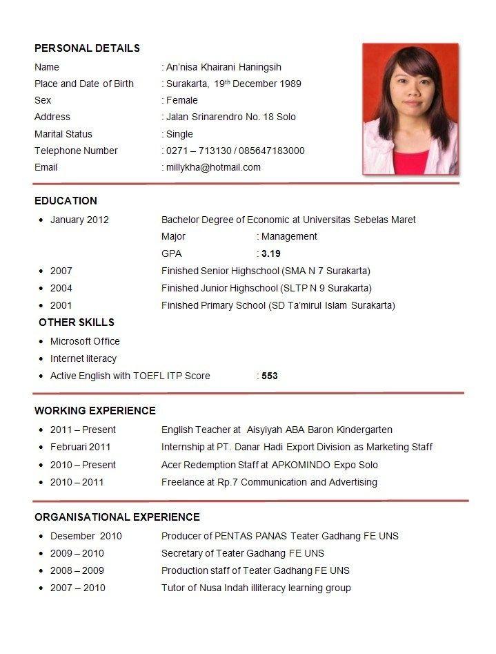 Resume Builder Cv English Example Australia Sample Customer Service Resume E3e6aefb Resumesample Res Job Resume Format Job Resume Samples Job Resume Template