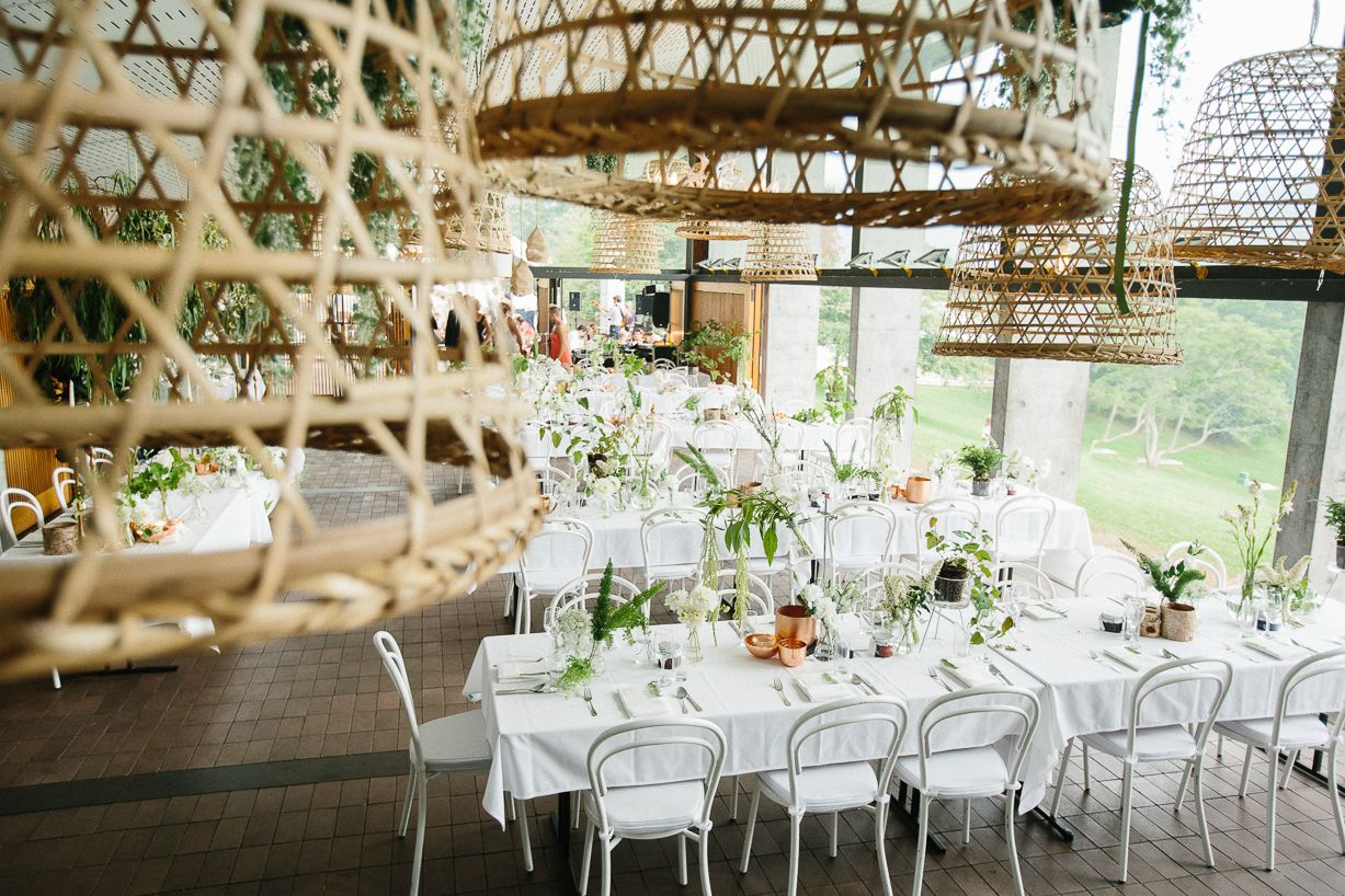 Riversdale Wedding Reception Venue Ready For The Big Night Styled