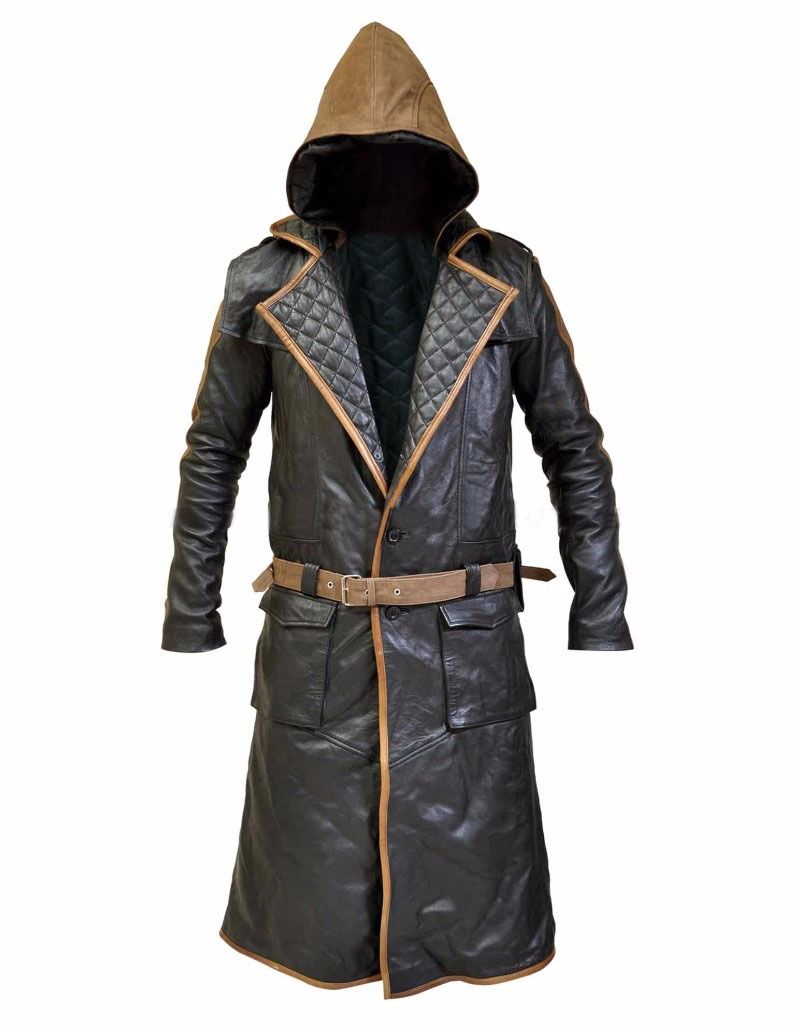 Assassins creed syndicate jacob frye coat costume (With ...