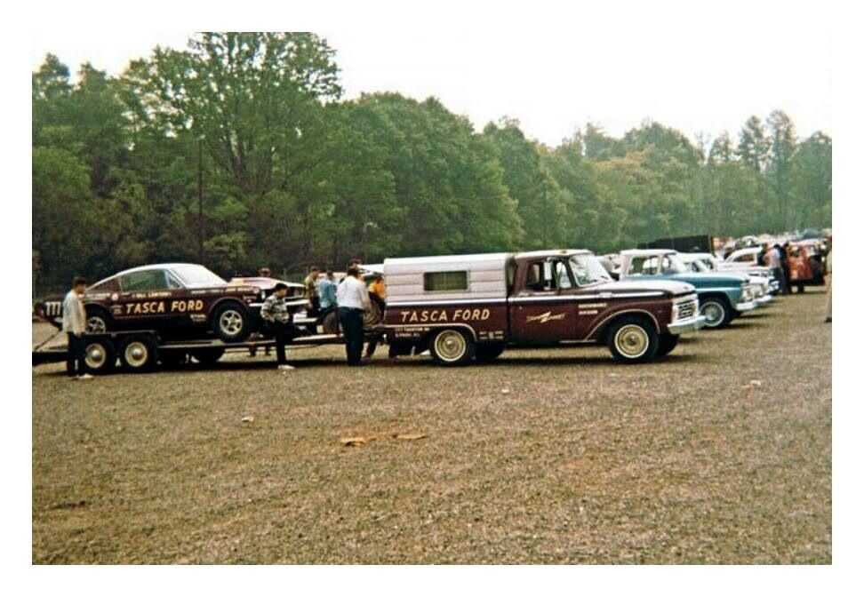 Vintage Drag Racing - Tasca Ford | cars | Pinterest | Ford, Cars and