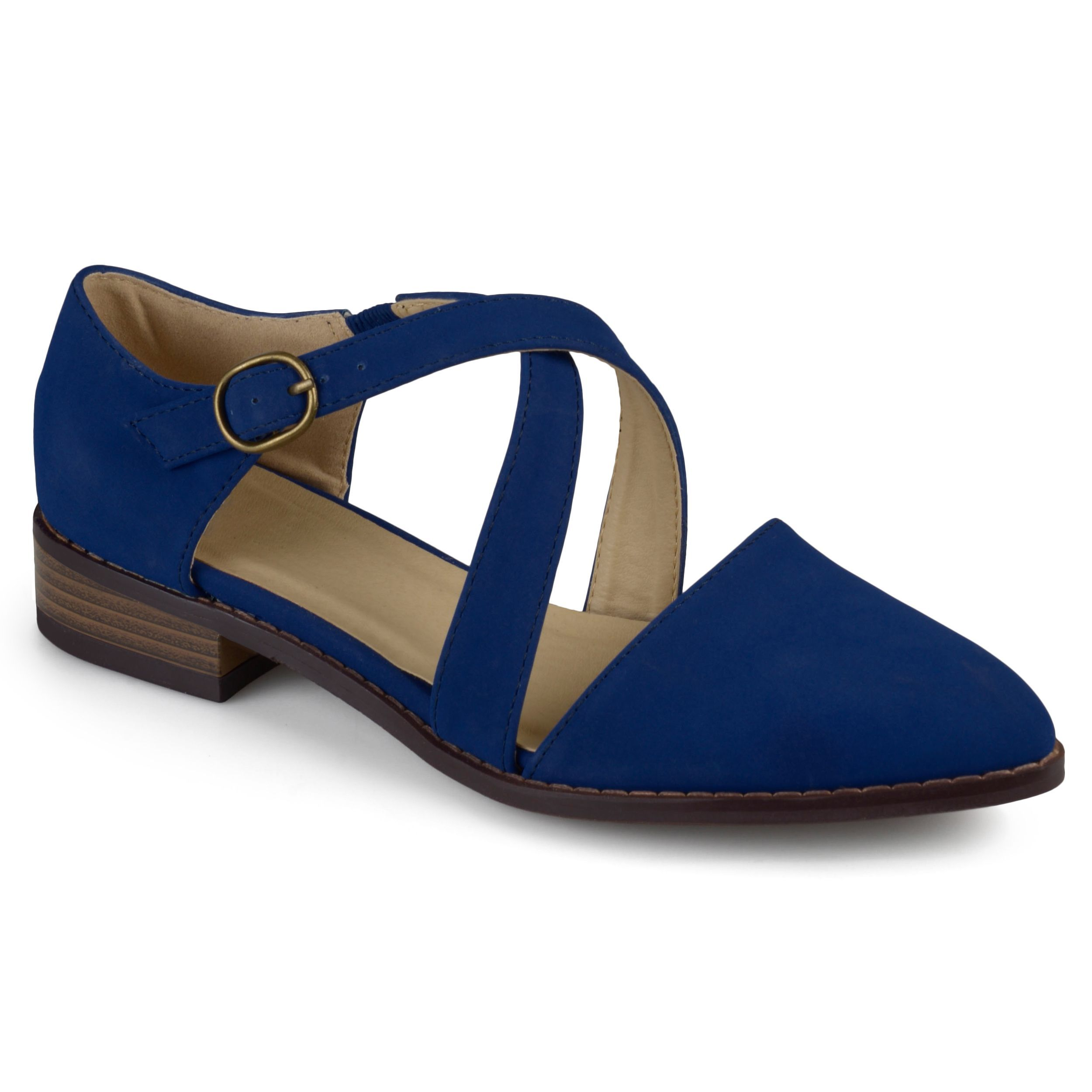 recommend sale online ELINA Brown Flats low shipping fee for sale clearance outlet locations BDreawccKi