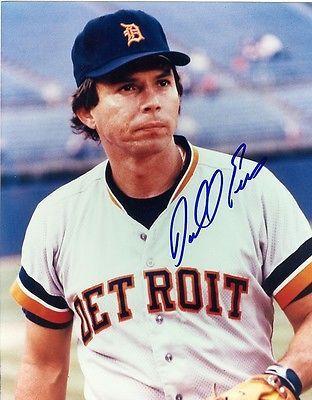 Darrell Evans Detroit Tigers Detroit Tigers Baseball Tigers