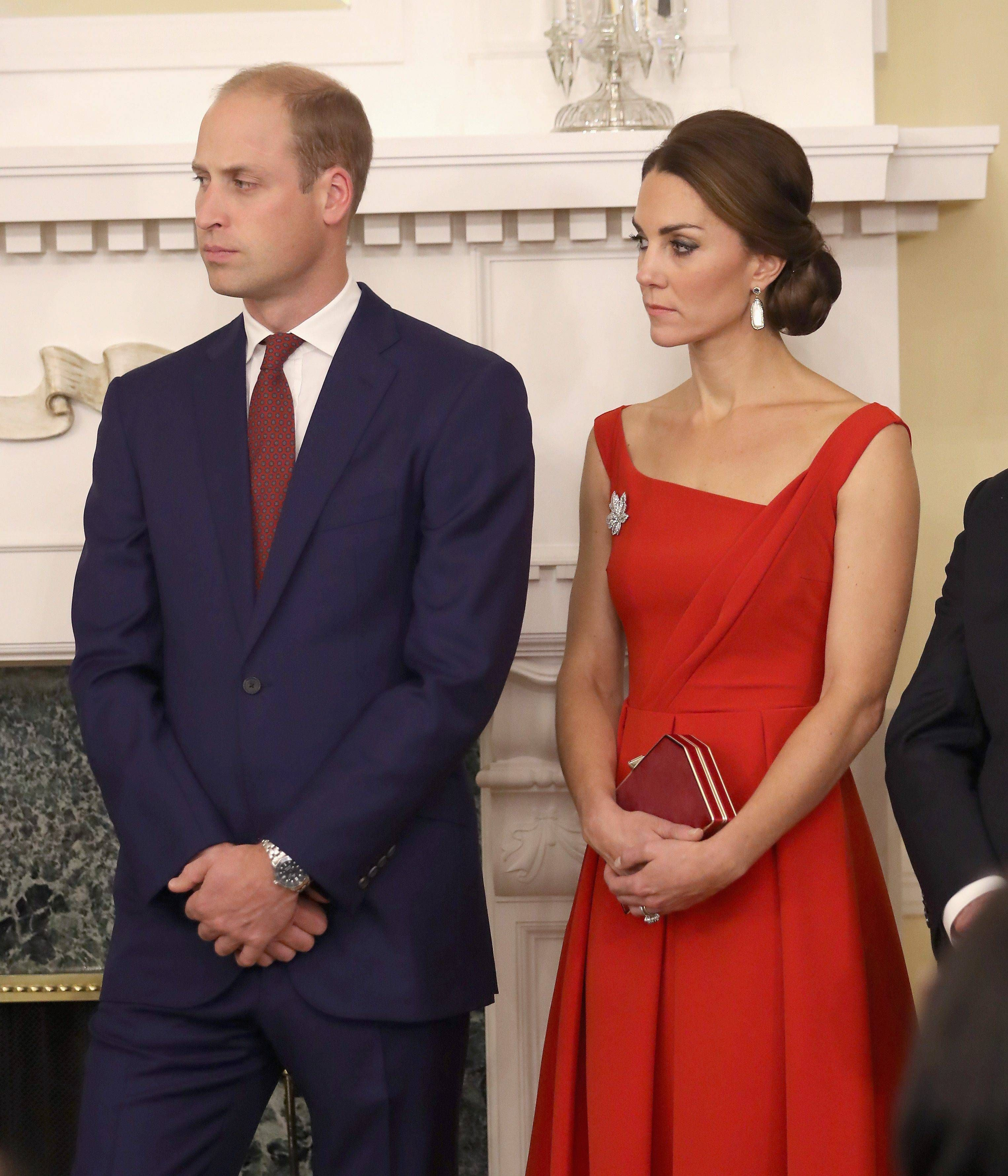 Kate dazzles in Preen for Day 3 of Royal Visit to Canada | Royals ...