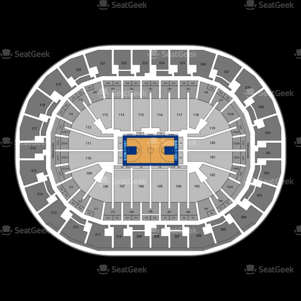The Most Brilliant Oklahoma City Thunder Seating Chart Di 2020