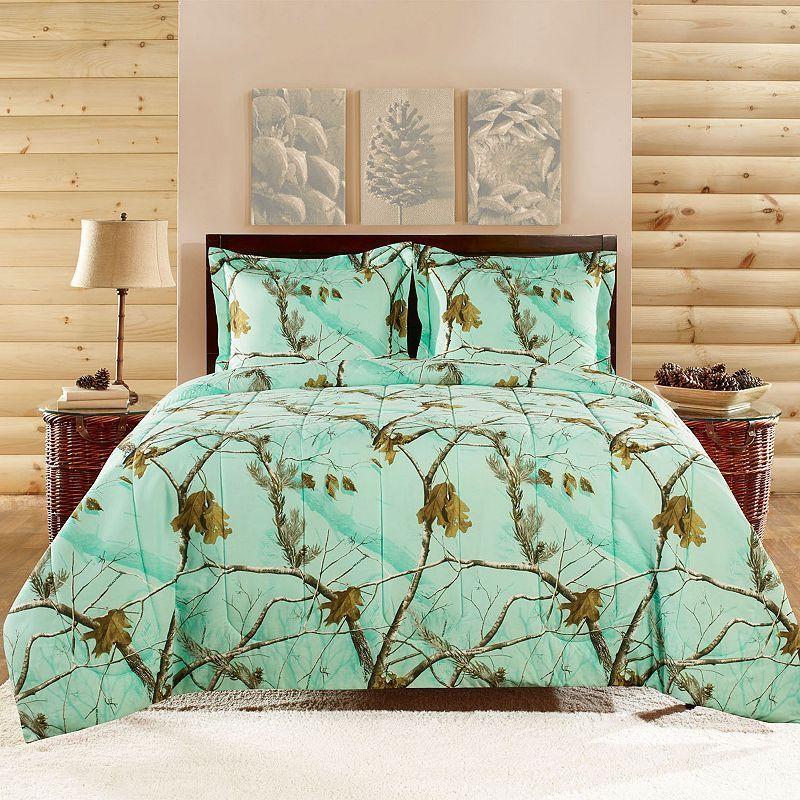 Realtree Camo Comforter Set Cabin Bedding Sets Comforter Sets Camo Comforter Sets